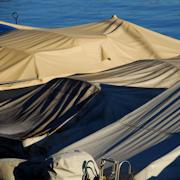 Vintercover til båd